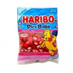 MILE PICO BALLA FRESA 18U HARIBO