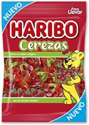 MILE CEREZAS 18U HARIBO