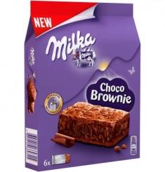 MILKA BROWNIE 1 6U 13