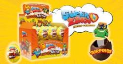 HUEVOS CHOCO SUPER ZING 24U FLAVORS