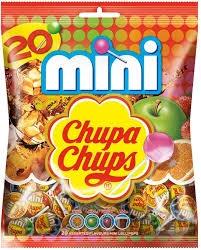 CHUPS MINI BOLSA 1U 20U CHUPS