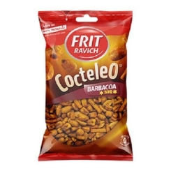 COCTEL S C BARBACOA 140G 1  10u  FRIT