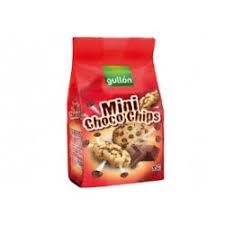 MINI CHOCO CHIPS GUILLON 1U 12