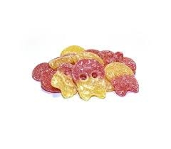 GOMITAS LLAVES MANZANA ACIDAS 290U