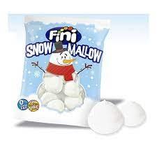 SNOW MALLOW BOLAS 1U  20U 80GR  FINI