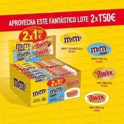 LT M M TWIX 2 1 5 73U