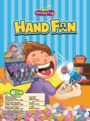 HANDY FAN 12U FANTASY