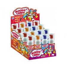 MOUSS CANDY 16U 60ML C F V