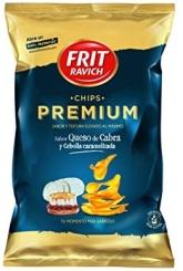 CHIPS PREMIUM queso de cabra 1U 150GR 12