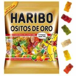 GOMITAS OSITOS ORO 18U HARIBO