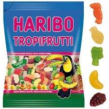 GOMITAS TROPIFRUTTI 100GR HARIBO