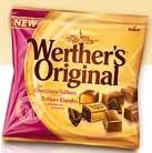 CARAMELOS WERTHER TOFFEE 1KG