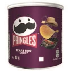 PATATAS FRITAS PRINGLES BARBACOA 40GR