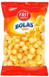 SNACKS BOLAS DE QUESO 100GR