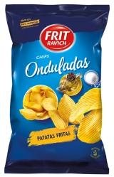 PATATAS FRITAS ONDULADAS 160 GR