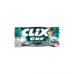 CHICLES CLIX EUCALIPTO 200U