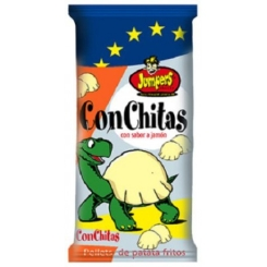 SNACKS CONCHITAS DE JAMON 40U