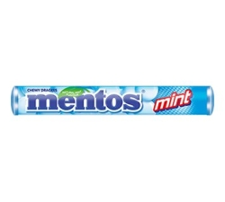 CHICLES MENTOS GUM MENTA STICK 40 U