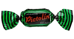 CARAMELOS PICTOLIN REGALIZ 1KG