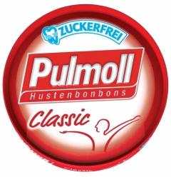CARAMELO PULMOLL FRESA 10 UNID