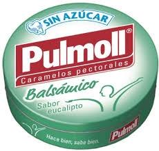 CARAMELO PULMOLL EUCALIPTO 10 UNID
