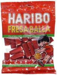 MILE BALLA fresa 18 100GR HARIBO
