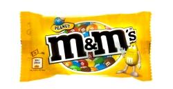 M&M CACAHUETE 24U