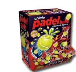 CHICLES FINIGUM PADEL 200U