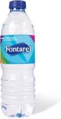 AGUA FONTAREL 0 50CL 12U