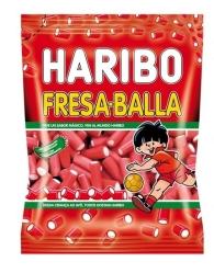 GOMITAS BALLA NATA-FRESA 75GR HARIBO