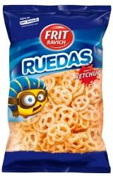 IMP KETCHUPS RUEDA 85GR*1U(12) FRIT
