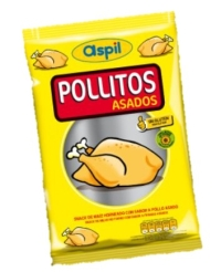 SNACKS POLLITOS ASADOS 30U