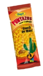SNACKS PUNTAZOS 40U