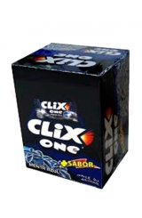 CHICLES CLIX AZUL MENTA 200U