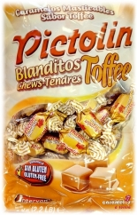 CARAMELO PICTOLIN TOFEE CON AZ  CAR 1KG