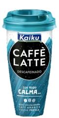 CAFÉ HELADO DESCAFEINADO 230ML x 10u