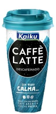 CAF   HELADO DESCAFEINADO 230ML x 10u