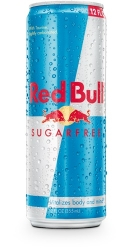 RED BULL SUGGAR FREE 250 ML