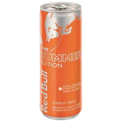 RED BULL EDITION ORANGE 250ML
