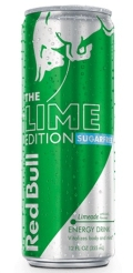 RED BULL EDITION LIME 250ML