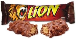CHOCOLATINA LION NESTLE