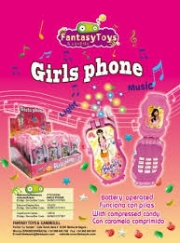 GIRLS PHONE 20U FANTASY