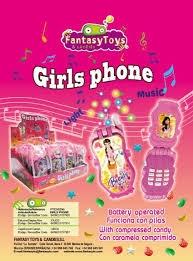 GIRLS PHONE 20U FANTASY