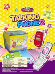 TALKING PHONE 12U FANTASY