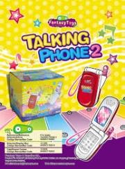 TALKING PHONE 12U FANTASY