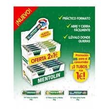LT MENTOLIN 48U LACASA 628500