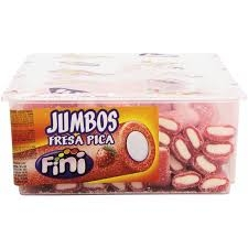 JUMBO PICA FRESA 30u FINI