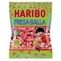 GOMITAS BALLA PICA 18U HARIBO