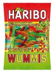 GOMITAS WUMMIS SOUR 100GR HARIBO