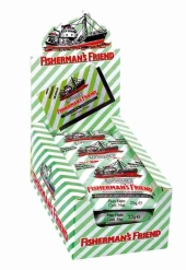 CARAMELOS FISHERMAN  S MENTA SIN AZ  CAR